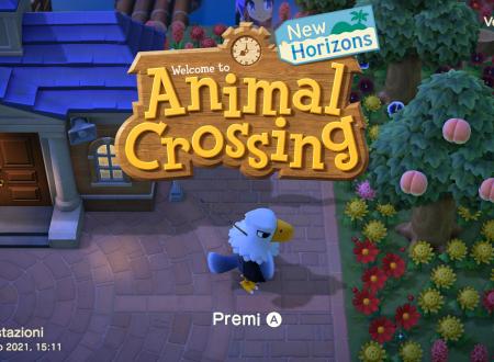 Animal Crossing: New Horizons, il titolo aggiornato alla versione 1.9.0 sui Nintendo Switch europei