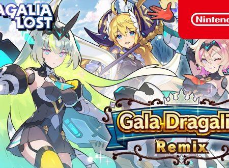 Dragalia Lost: annunciato il ritorno dell'evento: Gala Dragalia Remix per il 12 marzo