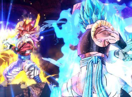 Dragon Ball Xenoverse 2: il titolo aggiornato alla versione 1.16.00 sui Nintendo Switch europei