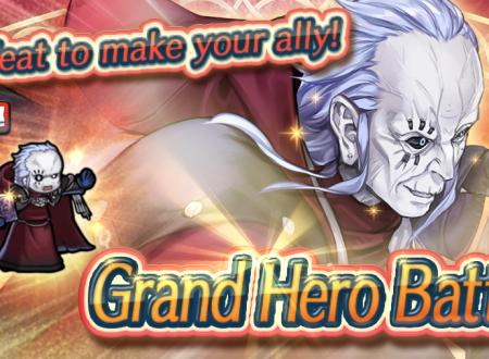 Fire Emblem Heroes: ora disponibile la grande battaglia: Solon, la serpe in seno