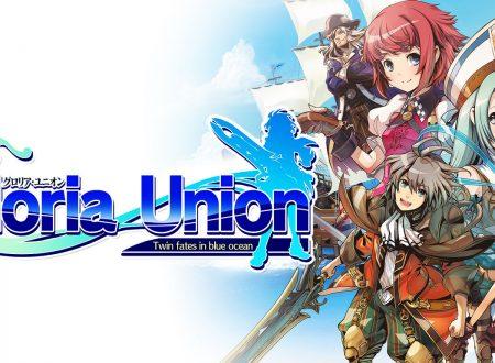 Gloria Union: Twin Fates in Blue Ocean FHD Edition, uno sguardo in video al titolo dai Nintendo Switch giapponesi