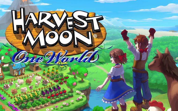 Harvest Moon: One World, il titolo aggiornato alla versione 1.2.0 sui Nintendo Switch europei