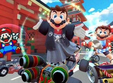 Mario Kart Tour: svelato l'arrivo imminente del Tour Mario nel titolo mobile
