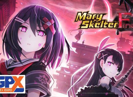 Mary Skelter Finale: il titolo in arrivo nell'Autunno 2021 sui Nintendo Switch europei