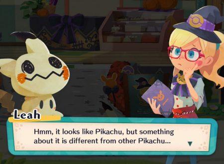 Pokémon Cafe Mix: svelato il ritorno degli stage evento con Mimikyu come protagonista