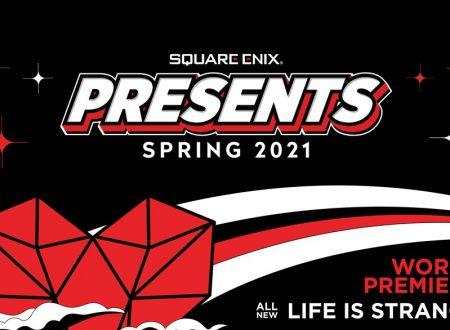 Square Enix Presents: la nuova presentazione annunciata per il prossimo 18 marzo