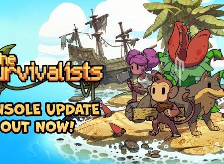 The Survivalists: il titolo aggiornato alla versione 1.0.5 sui Nintendo Switch europei