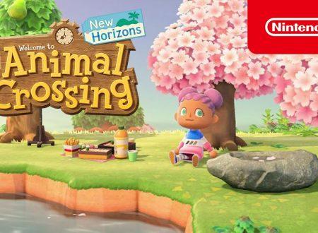 Animal Crossing: New Horizons, pubblicato un nuovo video promo, La tua isola ad aprile