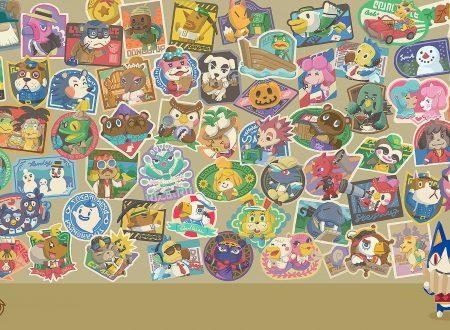 Animal Crossing: pubblicato un'artwork speciale per il 20° anniversario della serie