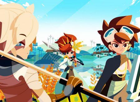 Cris Tales: il titolo in arrivo il 20 luglio sull'eShop di Nintendo Switch
