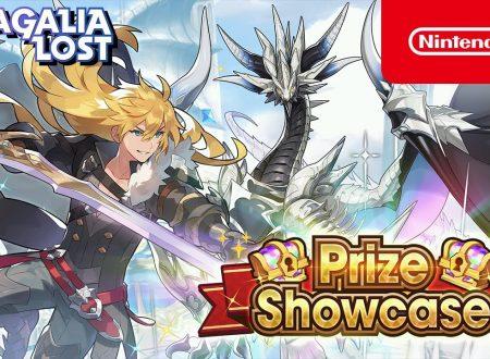Dragalia Lost: ora disponibile il Summon Showcase, the Prize Showcase