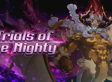 Dragalia Lost: ora disponibili le nuove quest in Trials of the Mighty