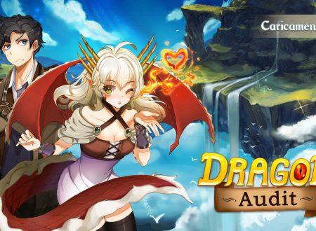 Dragon Audit: uno sguardo in video al titolo dai Nintendo Switch europei