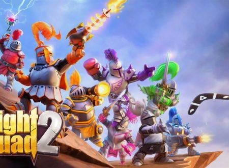 Knight Squad 2: uno sguardo in video al titolo dai Nintendo Switch europei