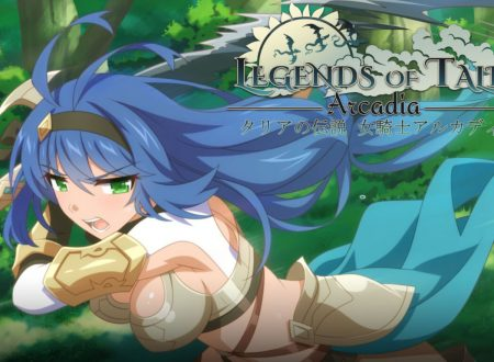 Legends of Talia: Arcadia, uno sguardo in video alla visual novel dai Nintendo Switch europei