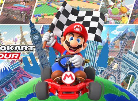 Mario Kart Tour: il titolo aggiornato alla versione 2.10.0 su Android e iOS