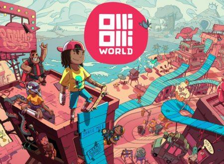 OlliOlli World: il titolo in arrivo nell'inverno 2021 sull'eShop di Nintendo Switch