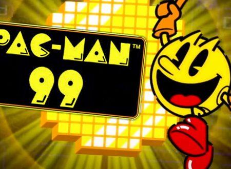 Pac-Man 99: uno sguardo in video al battle royale dal Nintendo Switch Online