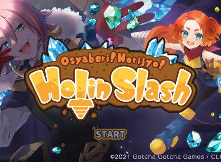 Pixel Game Maker Series Osyaberi! Horijyo! Holin Slash, uno sguardo in video al titolo dai Nintendo Switch europei