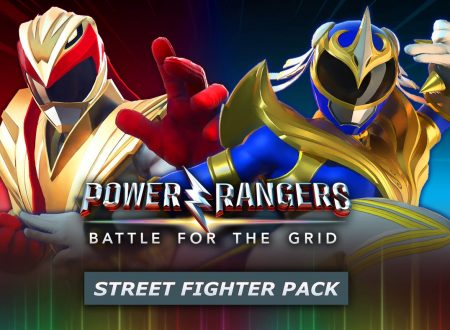 Power Rangers: Battle For The Grid, svelato l'arrivo dello Street Fighter Pack