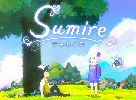 Sumire: il titolo è in arrivo il 27 maggio sull'eShop di Nintendo Switch