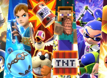 Super Smash Bros. Ultimate: svelato l'arrivo del torneo: Occhio che scoppia!