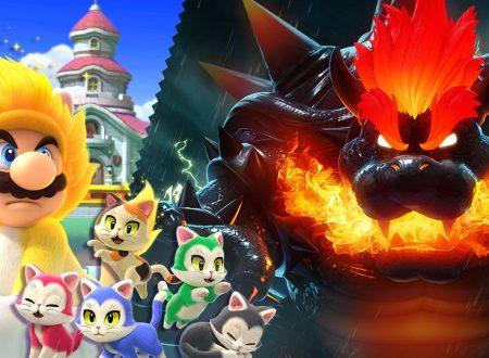 Super Smash Bros. Ultimate: svelato l'arrivo dell'evento degli spiriti: Bowser's Fury
