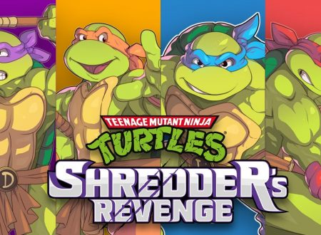 Teenage Mutant Ninja Turtles: Shredder's Revenge, il titolo confermato per l'approdo nel 2021 su Nintendo Switch