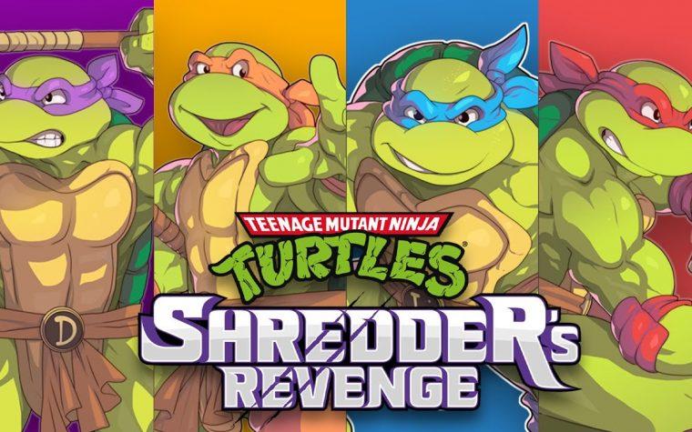 Teenage Mutant Ninja Turtles: Shredder's Revenge, il titolo confermato per l'approdo nel 2021 su Nintendo Switch