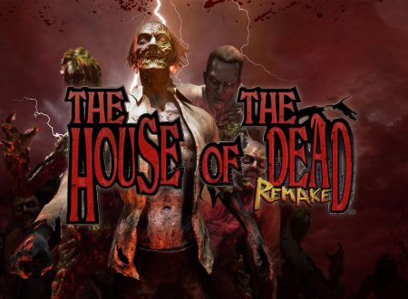 The House of the Dead: Remake, il titolo annunciato per l'arrivo nel 2021 su Nintendo Switch