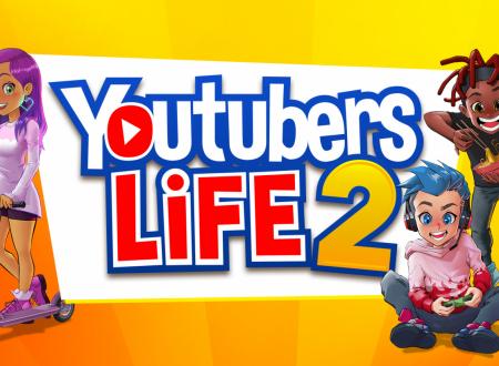 Youtubers Life 2: il titolo annunciato per l'approdo nel 2021 sui Nintendo Switch europei