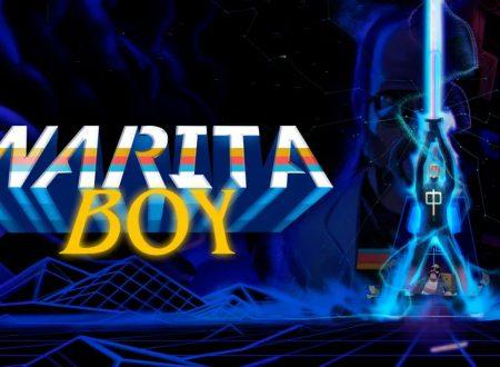 Narita Boy: uno sguardo in video al titolo dai Nintendo Switch europei