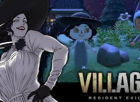 Animal Crossing: New Horizons, uno sguardo in video alla Dream Island ispirata a Resident Evil Village