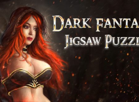 Dark Fantasy: Jigsaw Puzzle, uno sguardo in video al titolo dai Nintendo Switch giapponesi