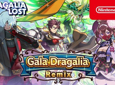 Dragalia Lost: annunciato il ritorno dell'evento: Gala Dragalia Remix per il 13 maggio