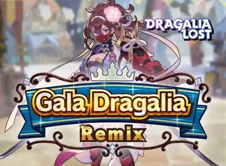 Dragalia Lost: ora disponibile la nuova sessione dell'evento Gala Dragalia Remix