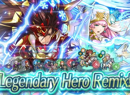 Fire Emblem Heroes: ora disponibile la preferenza evocazione: Remix eroi leggendari
