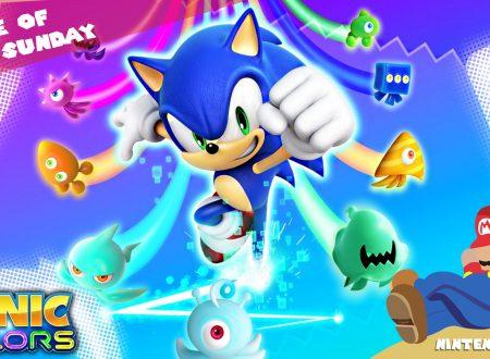 Game of the Sunday – Il gioco della domenica: Sonic Colors su Nintendo Wii undici anni dopo l'annuncio su Nintendo Switch