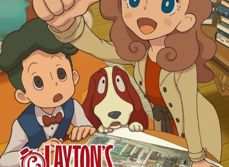Layton's Mystery Journey: Katrielle and The Millionaires' Conspiracy Deluxe Edition Plus, il titolo in arrivo l'8 luglio sui Nintendo Switch giapponesi