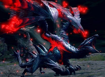Monster Hunter Rise: il titolo aggiornato alla versione 3.0.0 sui Nintendo Switch europei