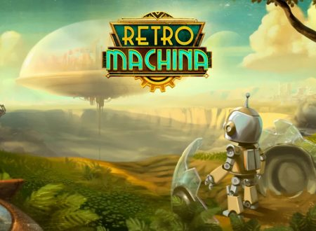 Retro Machina: uno sguardo in video gameplay al titolo dai Nintendo Switch europei