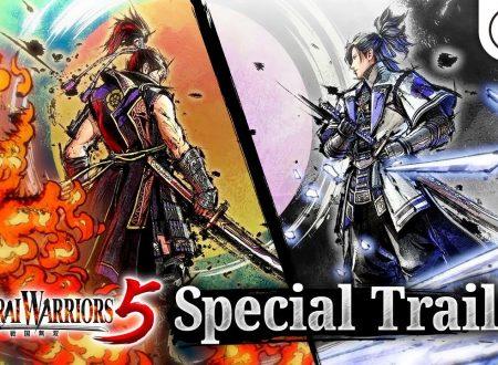 Samurai Warriors 5: pubblicato un nuovo trailer speciale dedicato ai brani