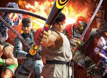 Super Smash Bros. Ultimate: svelato l'arrivo del torneo: Che botta!