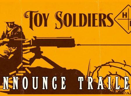 Toy Soldiers HD: il titolo in arrivo nel mese di agosto sull'eShop di Nintendo Switch