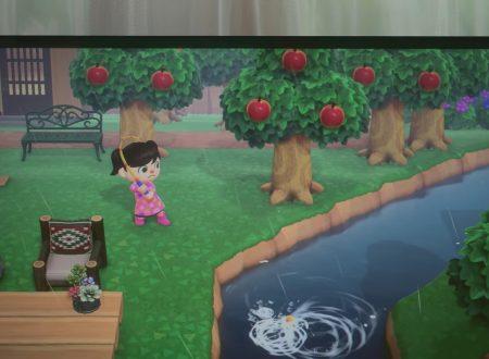 Animal Crossing: New Horizons, pubblicato un video commercial nipponico dedicato ai giorni di pioggia