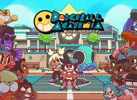 Dodgeball Academia: il titolo in arrivo nel corso del 2021 su Nintendo Switch