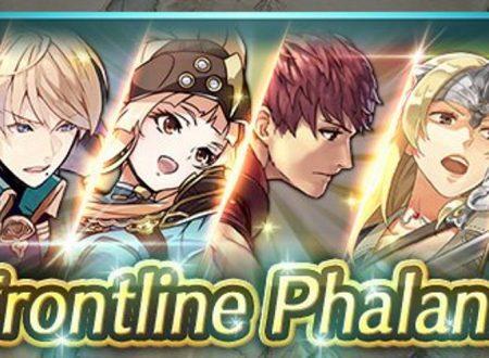 Fire Emblem Heroes: ora disponibile la nuova sessione dell'evento, Falange Frontale