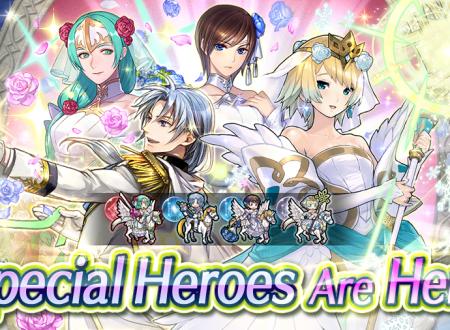 Fire Emblem Heroes: ora disponibili gli eroi speciali: Sogni da sposa, atto secondo