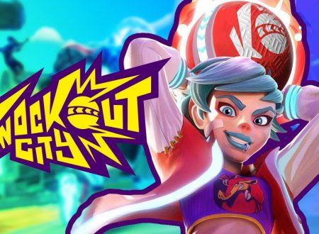 Knockout City: il titolo aggiornato alla versione 1.2.0 sui Nintendo Switch europei