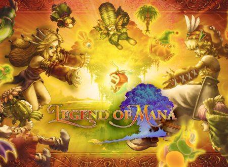 Legend of Mana: pubblicato l'opening movie dedicato al titolo